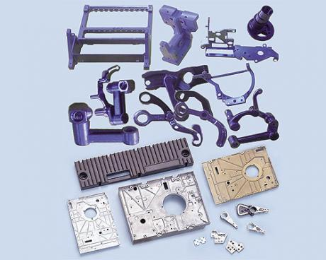 CNC Precision Machined Metal Parts