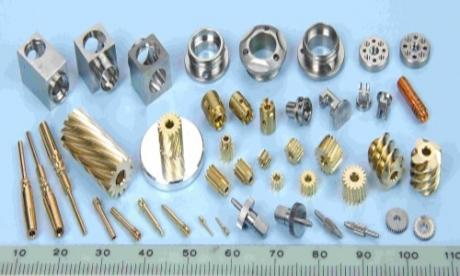Mini CNC Lathe Parts